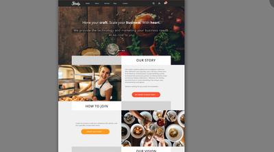 design creative and elegant website designs