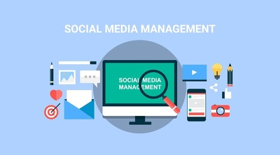 Be your social medias manager for 5 days, for 10$
