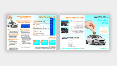 Do professional business flyer, brochure, insert design 24 hours