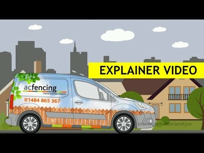 Make a professional animated explainer video /Free UK voice-over