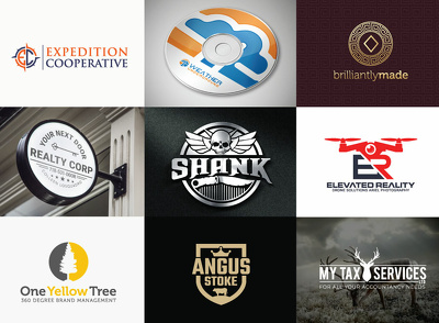Design Versatile Logo+unlimited revisions+ Final Files+24 Hours