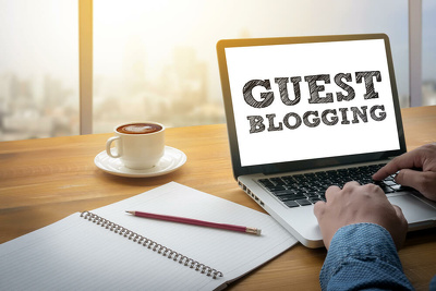 Publish 5 high authority guest post on da 30 to 50 sites