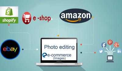 Photoshop 1 - 20 electronic commerce images