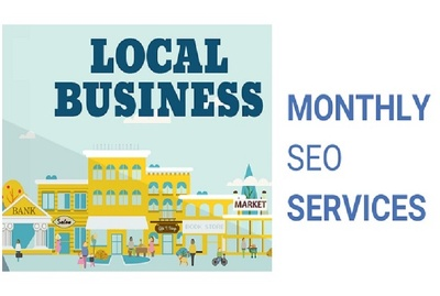 Provide Monthly SEO Service for local business