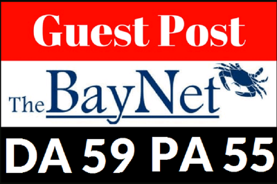 Provide you Guest Post on Baynet.com with Dofollow link