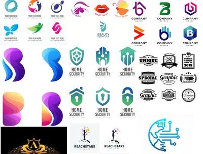 design attractive Logos +unlimited revision