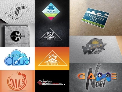 Do creative logo for your business