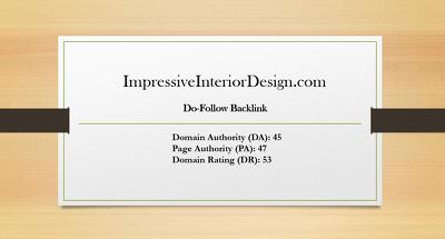Publish a Guest Post on ImpressiveInteriorDesign.com