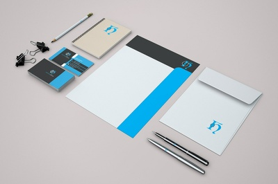 Create business card and stationary for you