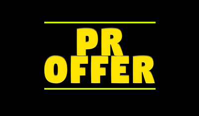 Write 500 word English press release (PR) on any topic
