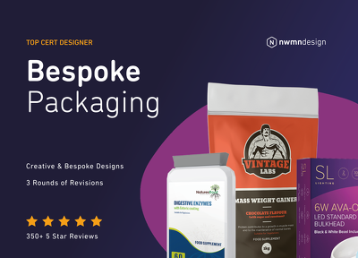 Create your tailor-made packaging/label design