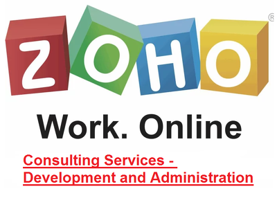 Perform previously discussed tasks in Zoho