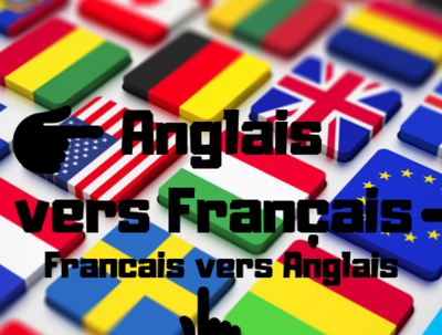 Translate 600 words english text into french