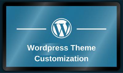 Design Customize Speed Optimize Wordpress Site