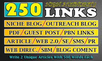 Rank Booster Manual Link Building Service