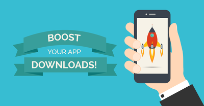 Provide 100 real guaranteed Android app installs and opens
