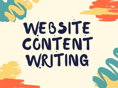 Write website content for you ABOUT or HOME page