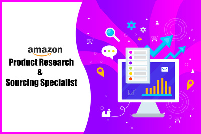 Amazon Product Research & Product Sourcing Specialist