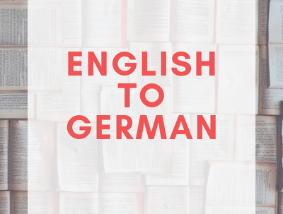 translate 1000 words from English to German or Viceversa