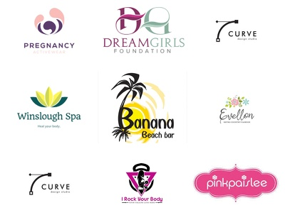 Professional logo with unlimited revisions+free business card