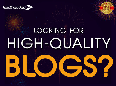 Provide you 500 to 1000 words High- Quality blog in 1 day