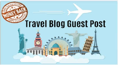 travel Niche Guest Post On DA58 Website Maptia.com