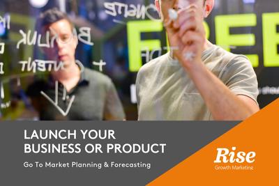 Go To Market / Launch Plan & Marketing Forecasting