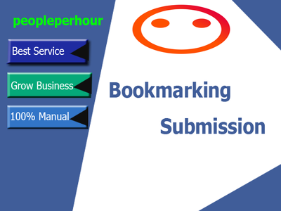 Do 50 bookmark submission with manually