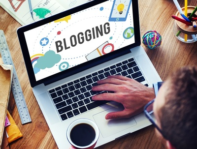 Write web page content, blogs and marketing content