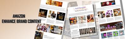 Write Amazon Enhanced Brand Content EBC Or A Plus Page