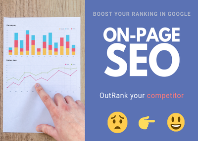 Onpage SEO and technical website optimization of wordpress site