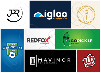 Professional logo Design - Unlimited Revisions  - Free favicon