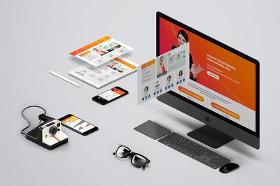 Create unique wordpress website