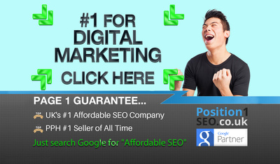 2020 digital Marketing assessment - UKs #1 SEO company