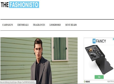 write and Publish Guest post on Thefashionisto.com fashion site
