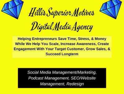 Manage your social media marketing for 2 platforms ( 1 Month)