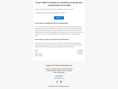 Create full responsive and eye-catchy email template design