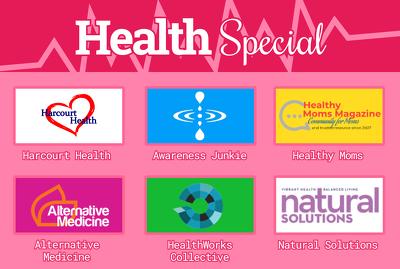 Get Backlinks in 6 Health Sites