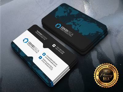Design a innovative business card for you.