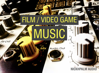 Compose music for your video game, film or other project