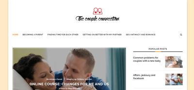 publish a Guest Post on thecoupleconnection DA 48
