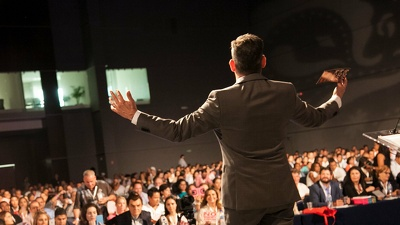Write a Keynote Speech that is inspirational and motivational