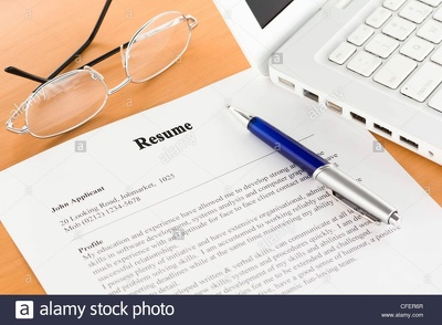 Provide professional resume or CV writing and design