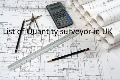 Provide latest list of 9K+ Quantity Surveyors in UK
