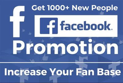 Share your Facebook Page to 1000+ New People