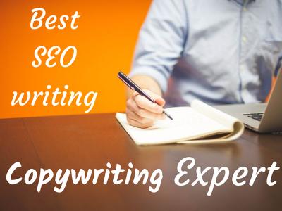 Do persuasive high conversion copywriting and sales copy