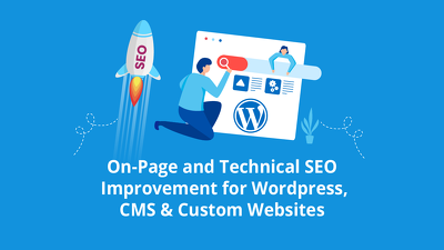 Do On-page SEO Optimization for WordPress and Custom Websites