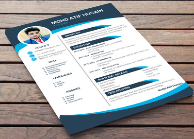 Create A Professional Resume, CV & LinkedIn Profile