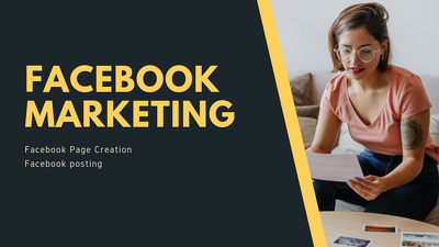 Can create your Facebook Business page