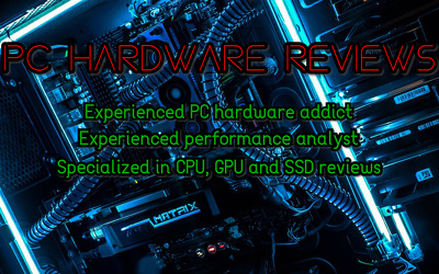 Write a PC hardware review [English - ~1000 words]